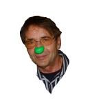 Michael Christensen c/ o nariz dos R.R.